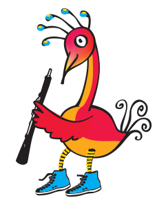 Oiseau musicien