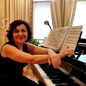 Victoria Mnatsakanova